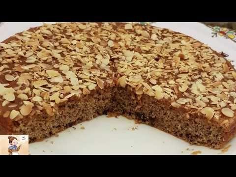 كيكة اللوز الخطيرة اللي لازم تجربيها Youtube Desserts Food Cake