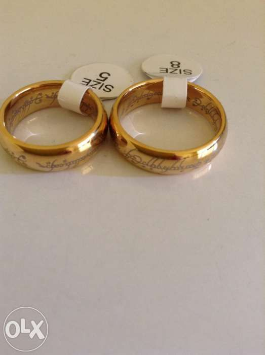 Lord of the Rings for Sale – Jewelry