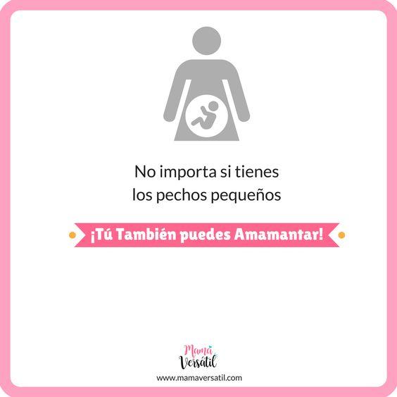 Mitos de La Lactancia Materna