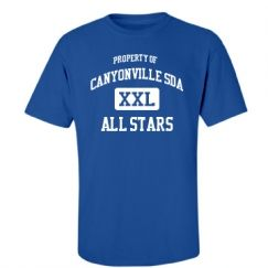 Canyonville SDA Elementary School - Canyonville, OR | Men's T-Shirts Start at $21.97