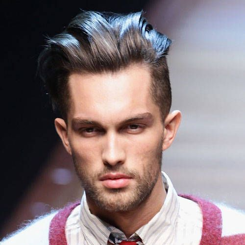 Marvelous Mens Shaved Sides Hairstyles Long Top Proper Hairstyles Short Hairstyles For Black Women Fulllsitofus