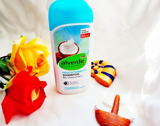 Alverde Feuchtigkeits-Shampoo Bio-Kokosmilch Erfahrung
