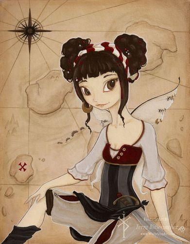 Elizabeth (pirate fairy)