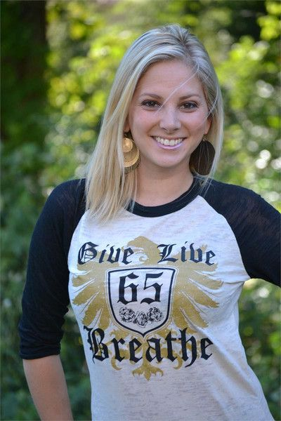 This UB4Me Apparel shirt benefits Cystic Fibrosis Research Foundation.