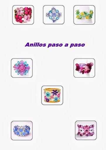 Anillos paso a paso - Mary N - Álbumes web de Picasa