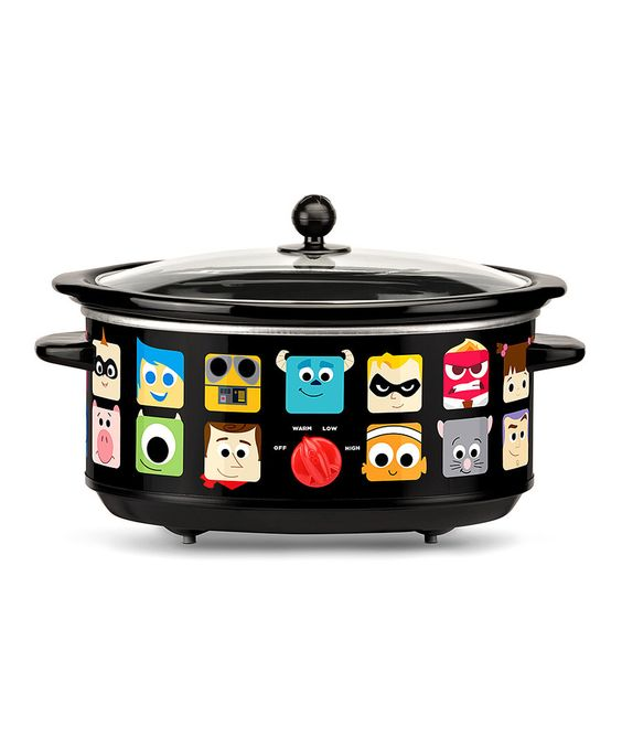 Look at this Disney Pixar Slow Cooker on #zulily today!