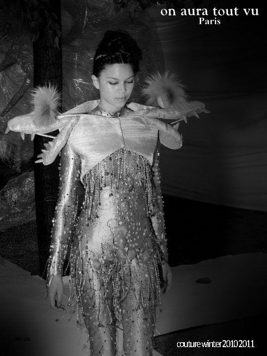 on aura tout vu backstage Couture Palais Royal