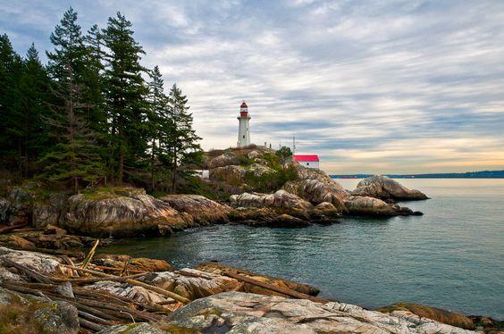 Lighthouse Park by Kevin Dharmawan, via 500px