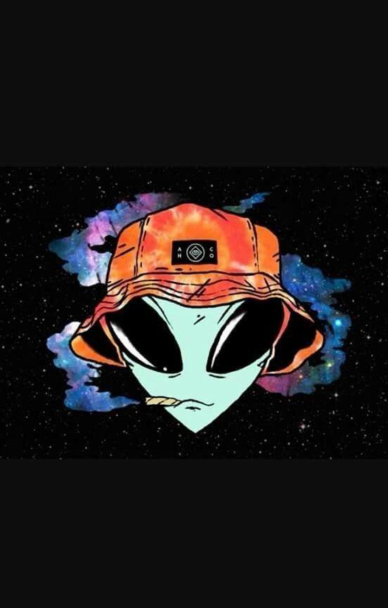 Stoner Trippy Space Wallpaper Iphone Http Wallpapersalbum Com Stoner Trippy Space Wallpaper Iphone Html In 2020 Trippy Painting Alien Art Psychedelic Art
