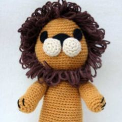 Patrón El león Tremblay: Amigurumi Free, Crochet Amigurumi, Amigurumi Pattern, Crochet Patterns, Free Patterns
