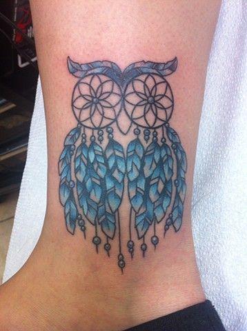 http://crimsonempiretattoo.com/artwork/3600353_tiny_dreamcatcher_owl.html