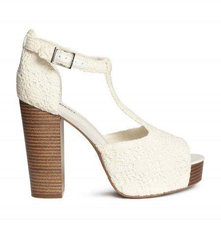 Talons hauts : les chaussures H&M