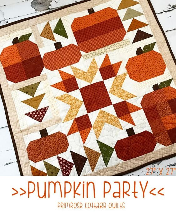 Pumpkin Party | Craftsy