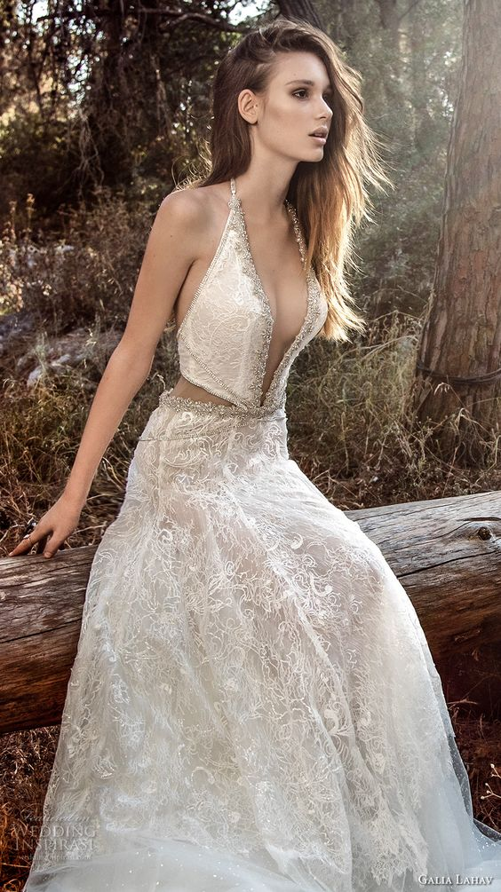 bold wedding dress for your big day