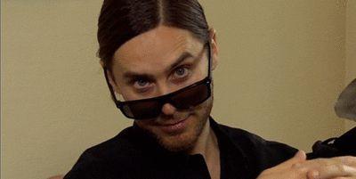 Jared Leto funny GIF
