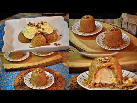 حلاوة السميد التركيه مكونات بسيطه وطعم شهي Turkish Semolina Sweet Youtube Food Sweets Recipes