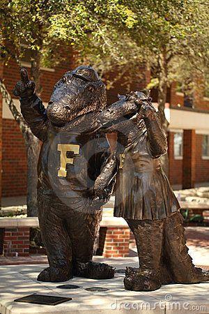 University of Florida alligator mascots