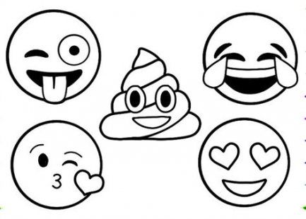 Painting Rocks Kids Emoji 24 Ideas Painting Emoji Coloring Pages Bunny Coloring Pages Free Kids Coloring Pages