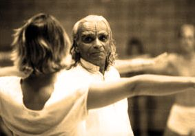 Iyengar joga