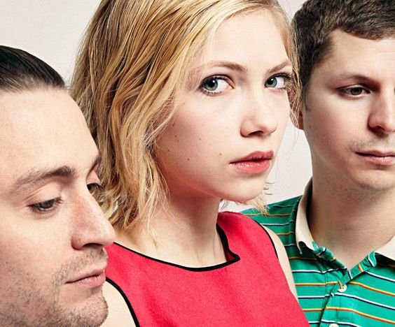 cuty-beauty-abku:  Tavi Gevinson Broadway Debut / This Is Our Youth,  Kieran Culkin,Tavi Gevinson and Michael Cera
