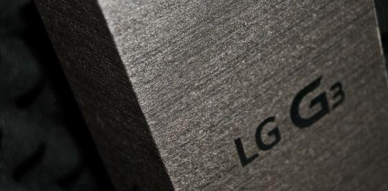 LG G3: SIMPLE IS THE NEW SMART? - Zeltimhaus.de