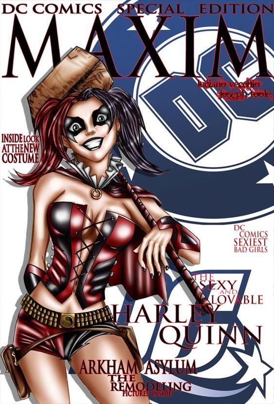Maxim DC Comics