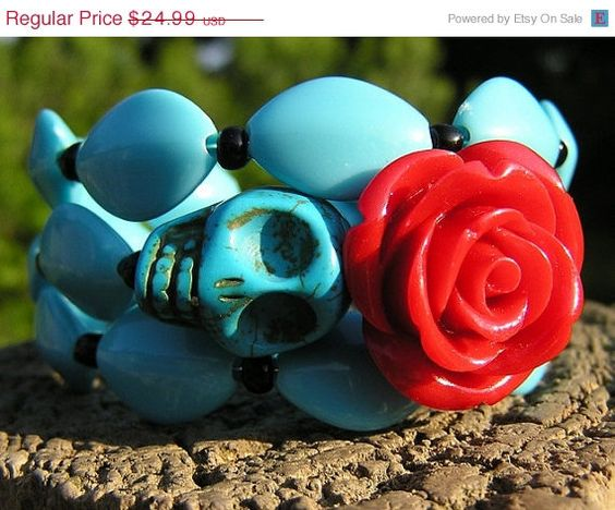 SALE ENDS TOMORROW! The Original Day of the Dead by donnaelizabethdesign, $18.74