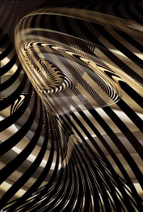 Fluid Metal Digital Art  - Fluid Metal Fine Art Print: Flow Diaphanous, Ls Inspiration, Fluid Art, Art Prints, Digital Art, Fluid Flow, Fine Art Print