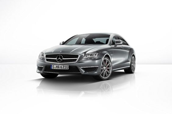 Mercedes-Benz CLS63 AMG Gets AWD Power Boost From New E63 Models.