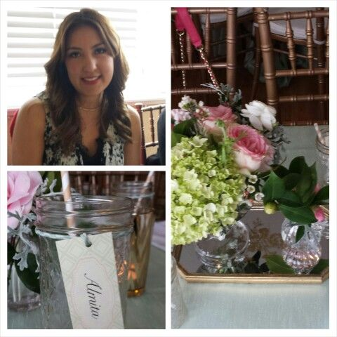 Tania's bridal shower