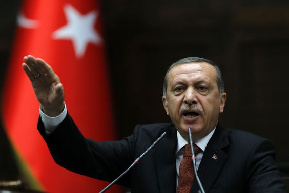 """Turkey PM Erdogan Compares Israeli Politician Ayelet Shaked to Adolf Hitler He has likened the far-right Israeli politician Ayelet Shaked - who called for the genocide of Palestinian """"little snakes"""" - to Adolf Hitler. In a controversial Facebook post, Shaked said that """"all Palestinians are our enemies"""" and that Israel should declare war on the """"entire [Palestinian] people, including its elderly and its women, its cities and its villages, its property and its infrastructure."""""""