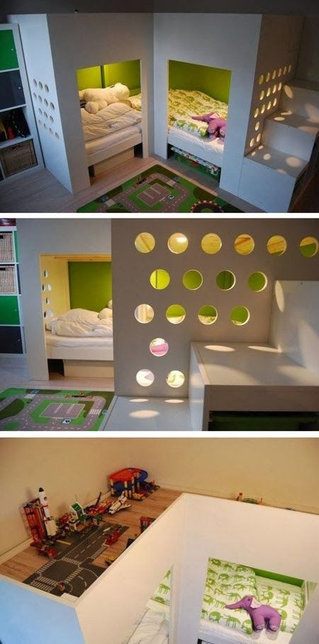 {Interiors} Top 10 coolest kids bunk beds   Rue du chat-qui-pêche