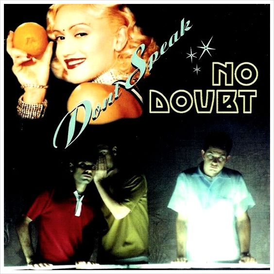 No Doubt – Don't Speak (cover art)