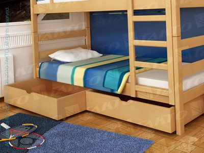 Fioke za krevet, fioke za posteljinu-moj dom