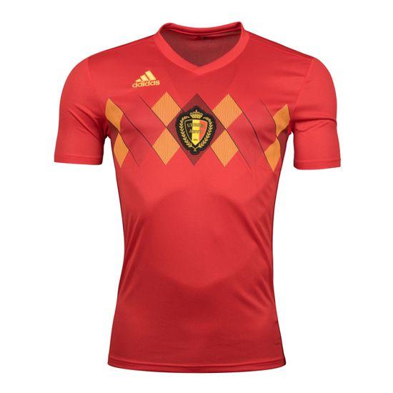Comprar Camiseta Belgica Primera Barata 2018 Camisetas De Futbol Replicas Baratas 2018 Camisetas De Fútbol Camisetas Equipo De Fútbol