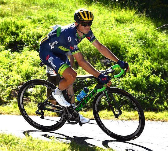 Simon Gerrans Stage 5 TDF2016