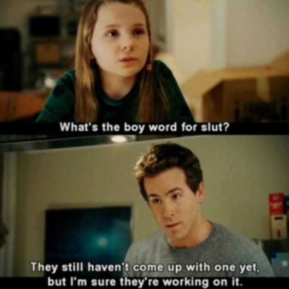 Definitely maybe - love that movie
