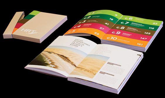 Relatório Anual 2011 HRT Oil & Gas | Dupla Design