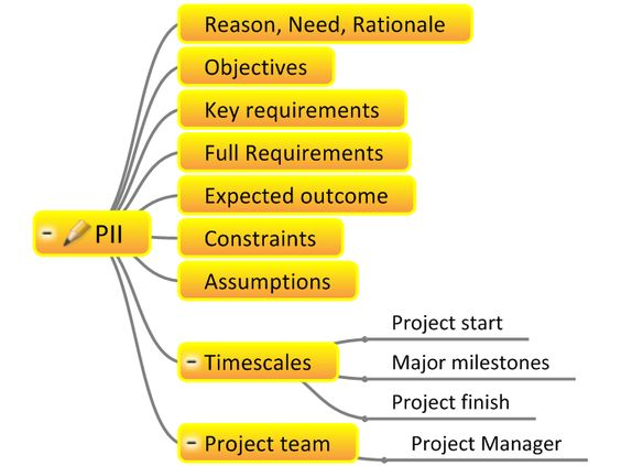 Project Initiation Instruction  Template  Project Management