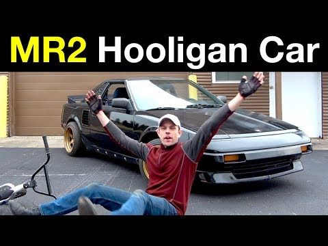 Casey Buys Toyota Mr2 Hoonigan Car For Snap Oversteer Youtube In 2020 Toyota Mr2 Car Toyota