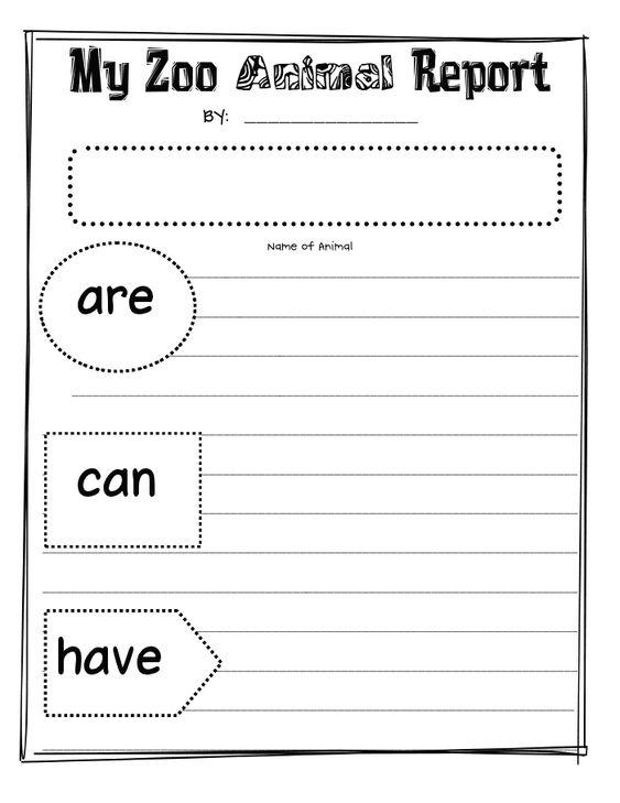 field report example pdf
