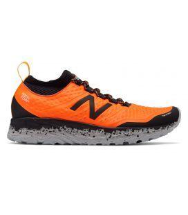 new balance running naranjas