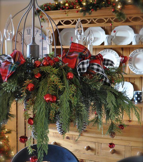 Kronleuchter, weihnachten and esszimmer kronleuchter on pinterest