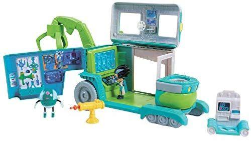 Amazon Com Pjmasks Romeo S Lab Playset Toys Games Playset Holiday Toys Pj Mask