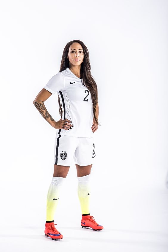 Sydney Leroux. (U.S. Soccer)