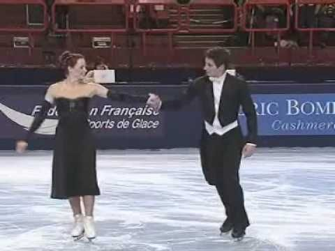 ▶ Tessa Virtue & Scott Moir 2009 ISU Grand Prix Trophée Eric Bompard CD - YouTube