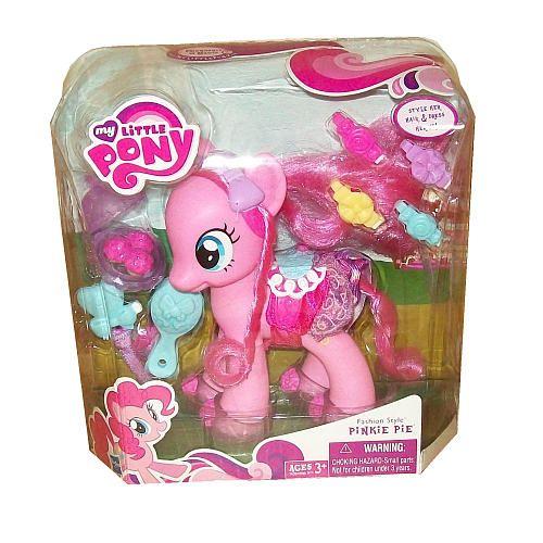 My Little Pony Fashion Style Pony Pinkie Pie Hasbro Toys R Us Ava 39 S 5th Birthday Gifts