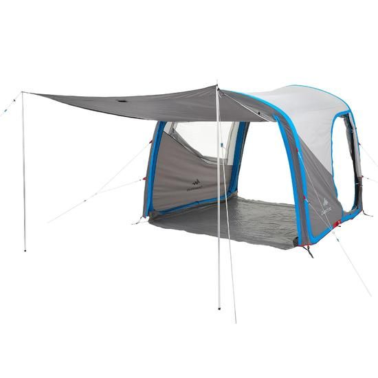 Aufenthaltszelt Air Seconds Xl Aufblasbar Mit Boden 6 Personen Unser Praxis Team Hat Dieses Aufblasbare Aufenth Tente Pour Voiture Table Camping Camping Sympa