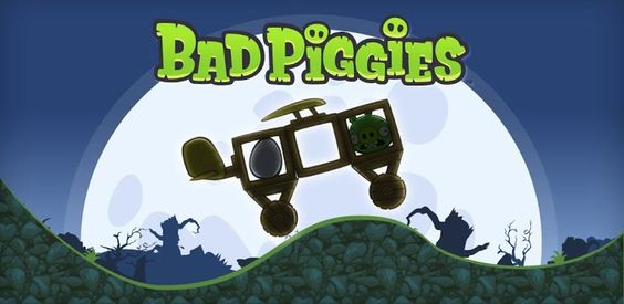 Rovio 'Bad Piggies' Android App Review