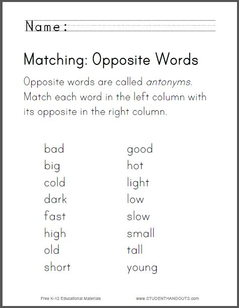 math worksheet : 1000 images about antonyms synonyms on pinterest  synonyms and  : Synonyms Worksheets For Kindergarten